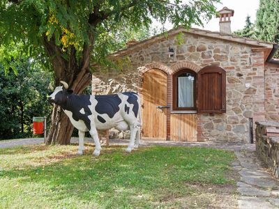 Photo for One bedroom Villa, sleeps 2 in Molino Mazzetti with Air Con and WiFi