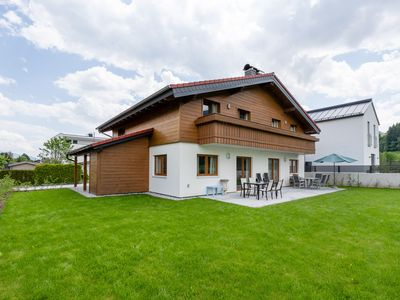Photo for Modern Holiday Home in Mittersill with Garden