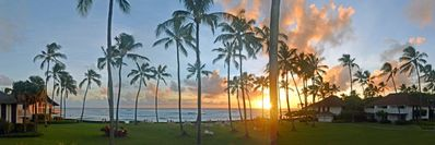 Glorious Sunset And View From Your Lanai