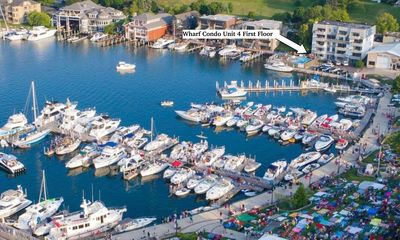 Photo for Charlevoix Condo on Water