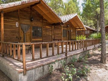 Cabin or bungalow Valle del Cabriel for 19 people