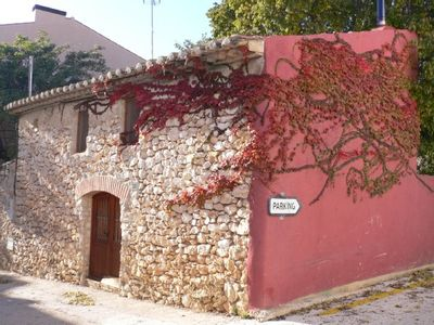 Photo for Self catering La Pallissa for 2 people