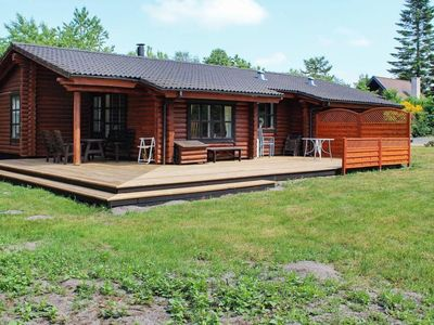 Photo for Vacation home Truust in Fårvang - 8 persons, 3 bedrooms
