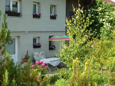 Photo for HOUSE ALPENHOF-Apartment - feel-good atmosphere mountain panorama mixed agriculture