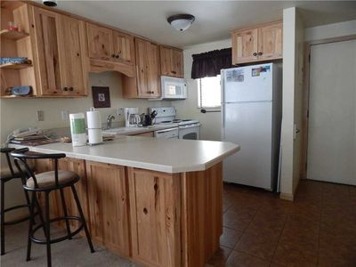 Photo for Mountain themed 2 bedroom, close to clubhouse and family friendly