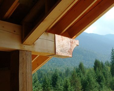 Photo for Chalet Lodge Slocan.