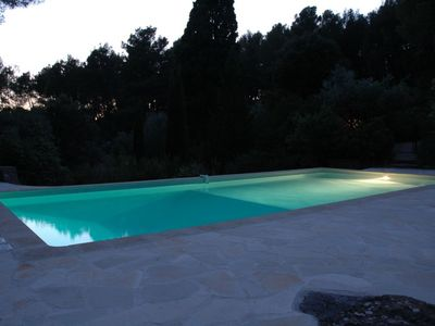 Photo for La daby, four uniquely designed french holiday cottages with pool.