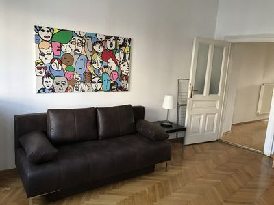 Photo for Central located Holiday Flat near Opera House for four persons.
