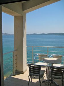 Photo for 1BR Apartment Vacation Rental in Riviera Trogir, Riviera Trogir