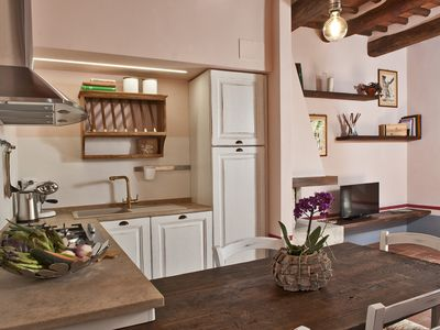 Photo for Romantic house in the Chianti Classico ideal base to discover the whole Tuscany