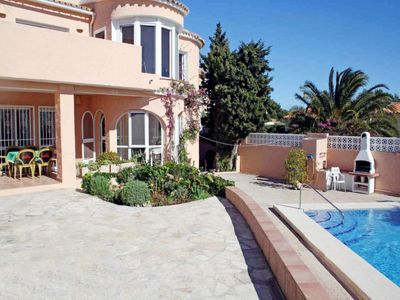 Photo for Vacation home Casa Barbara (CLP257) in Calpe/Calp - 6 persons, 3 bedrooms