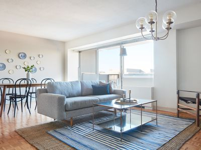 Photo for Modern 2BR in Mission Hill by Sonder