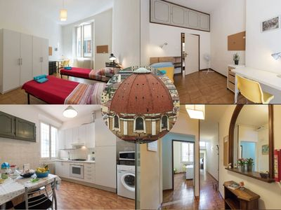Photo for In the city center, convenient location for station, airport, Duomo, S. Lorenzo