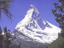 The magic Matterhorn awaits you!