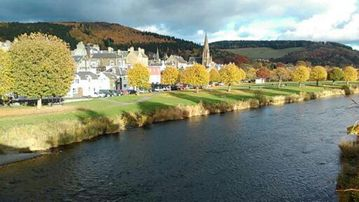 Broughton, Biggar, Scottish Borders, UK