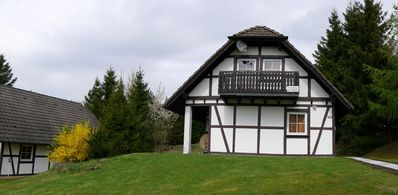 Photo for Comfortable holiday home on the edge of Ferienpark Frankenau