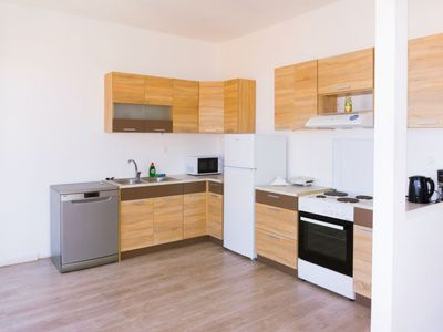 Photo for Apartment Koumpes Apartment in Rethymnon - 4 persons, 2 bedrooms