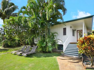 Photo for Charming  Cottage, 4 Minute Stroll to Baby Beach, LAST MINUTE RATES