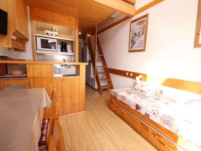 Photo for Apartment Landry-Vallandry, 1 bedroom, 5 persons