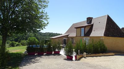 Photo for PERIGOURDINE HOUSE LOCATED IN THE HEART OF THE MOST BEAUTIFUL SITES PERIGORD
