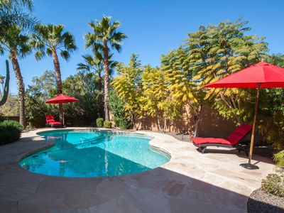 Photo for Pinnacle Peak Perfection - 3 Bed, 2 Bath, Private Heated Pool, Wi-Fi, Views