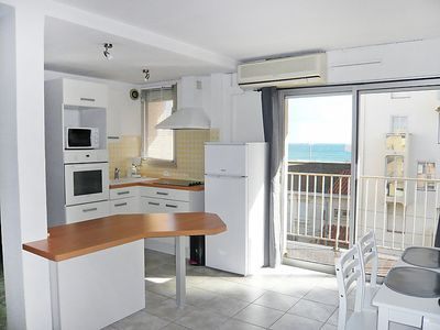 Photo for Apartment Cythère  in Canet - Plage, Pyrénées - Orientales - 4 persons, 1 bedroom