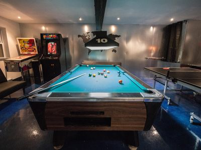 Photo for BACHELOR/BACHELORETTE PARTIES WELCOME - GAME ROOM, SLEEPS 20