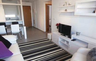 Photo for Apartment in Torre-Pacheco with Internet, Lift, Terrace, Washing machine (468326)