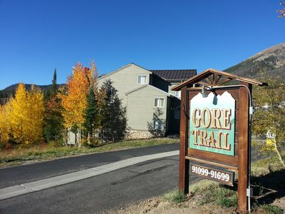 Welcome to Gore Trail.