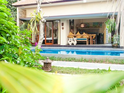 Photo for Luxury 2 bed villa (pool) in the Jungle
