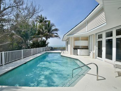 Photo for Modern Beach Escape w/Private Pool & Views of the Gulf of Mexico