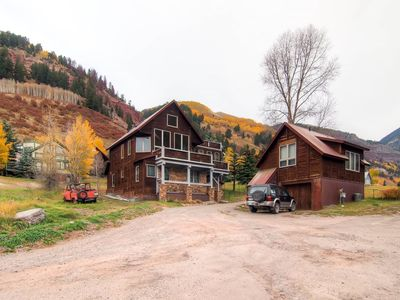 Photo for Located at the Foot of the Mountains, East End Retreat Serves Up the Tranquil Side of Telluride