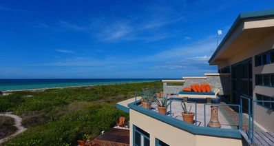 Photo for West Penthouse suite with optional Private chef at a secluded beach