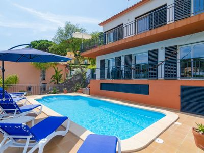 Photo for Club Villamar - A cosy, beautiful Spanish villa with a large swimming pool and views over green w...