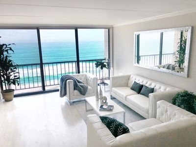Photo for 5 Star OCEANFRONT Luxury Condo