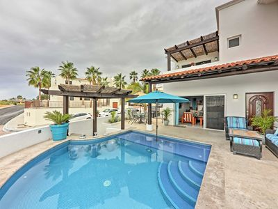 Photo for Luxury Cabo San Lucas Home w/Private Beach & Pool!