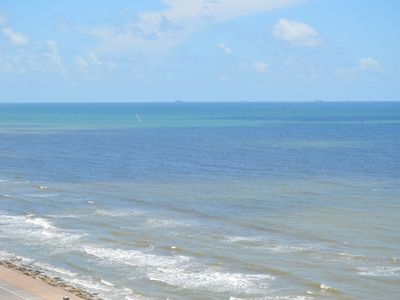 Photo for BEACH FRONT FULL UNOBSTRUCTED OCEAN VIEW!  GREAT RATES!