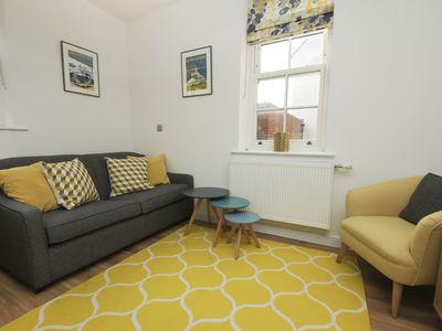 Photo for The Lees: 2 bedroom, sleeps 6, WiFi, free secure parking