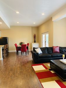 Photo for Spacious 2 bedroom walkout basement apartment