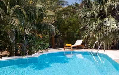 Pandora Villas Crete - Luxury Villa with Mediterranean garden & private pool