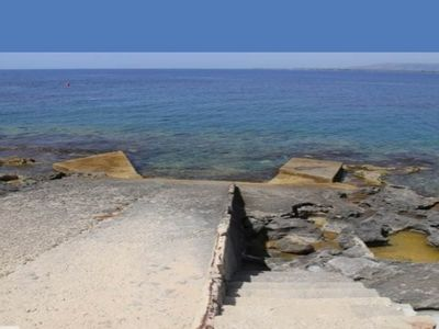Photo for Blue Lagoon Villa with Descent to the Sea