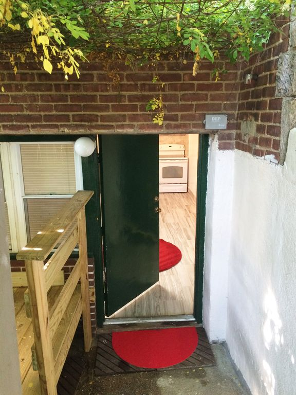basement apartment entrance. Entrance Bright  All New Semi Basement Apartment HomeAway Briarwood