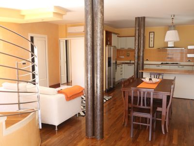 Photo for 4BR Apartment Vacation Rental in Venezia