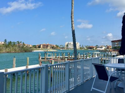 Photo for Incredible Waterfront Views, Adjacent Pool, Great Boat Dock and Fishing