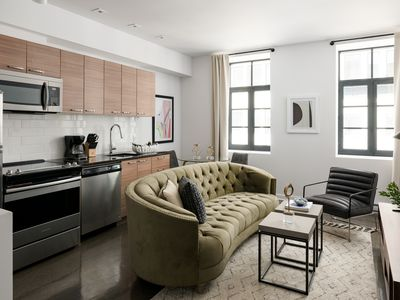 Photo for Beautiful 1BR in Old Montreal by Sonder