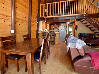 Photo for Into the Woods: Close to Bear Mountain! Backs to the National Forest! Gas BBQ! WiFi!