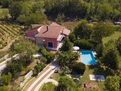 Photo for Holiday house Marcel with pool - Grubine