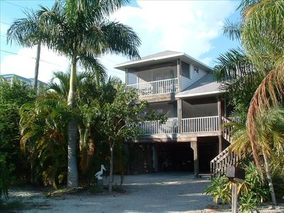 Photo for 'Desert Rose' - a Key West Classic Stilt Home