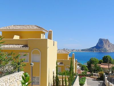 Photo for Vacation home Montesol in Calpe/Calp - 6 persons, 3 bedrooms