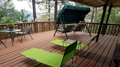 Photo for Cabin Suite in the most gorgeous and scenic areas of Southern Oregon